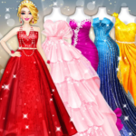 Model Fashion Stylist: Dress Up Games  MOD (Pack of 100,000 coins) 0.15
