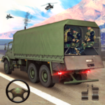 New Army Truck simulator: Free Driving Games 2021  MOD 2.0.19