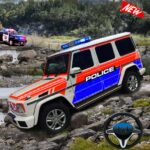 Offroad Police Car Driving Simulator Game 0.1.2 MOD