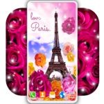 Paris Live Wallpaper ❤️ French Love Wallpapers  6.7.11 MOD