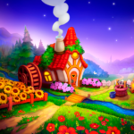 Royal Farm: Farming game with Adventures 1.44.0 MOD (Unlimited Diamonds)