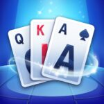 Solitaire Showtime: Tri Peaks Solitaire Free & Fun  MOD (A few gold coins) 21.1.4