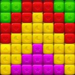 Toy Cubes Blast:Match 3 Puzzle Games 1.0.17 MOD (Coin Pack)
