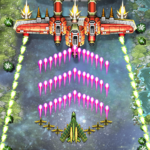 1945 Galaxy Shooter 46.0 MOD (Unlimited Package)