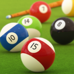 3D Pool Master 8 Ball Pro  1.5.7 MOD (Spin)