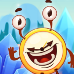 Alarmy & Monsters: physics puzzle game 1.6.0  MOD (Unlimited Crystal)