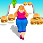 Body race hair challenge fat 2 fit girl game 3d 1 MOD
