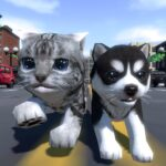 Cute Pocket Cat And Puppy 3D 1.0.8.2 MOD