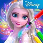 Disney Coloring World v 9.0.0 MOD (Monthly Subscription)