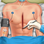 Doctor Surgery Games 1.0.07 MOD (Unlimited Golden)