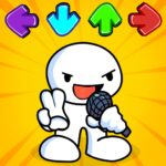FNF Funky Town Music Adventure 1.11.0 MOD