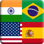 Flags Quiz Gallery 1.0.221 MOD (Unlimited Hints)