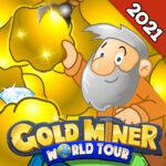 Gold Miner World Tour: Gold Rush Puzzle RPG Game 1.8.4 MOD