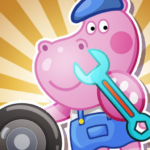 Hippo Car Service 1.3.7 MOD (Unlimited Coins)