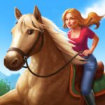 Horse Riding Tales 973 MOD (Unlimited  Gems)