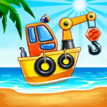 Island building games. Build a house 5.7.3 MOD (Unlimited rubies)