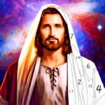 Jesus Coloring Book, Color by Number Paint Games 2.5 MOD (Unlimited Premium)