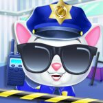 Kitty Cat Police Fun Care & Thief Arrest Game 5.0 MOD (full version)