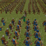 MIDDLE EARTH ORCS ATTACK RTS 1.3 MOD (The Hunt for the Ember Crown)