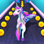Magical Pony Run 1.21 MOD (Unlimited Coins)