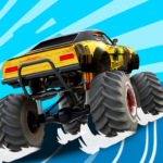 Monster Truck Racing 8 MOD (Unlimited Gold)