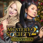 Mystery Society 2: Hidden Objects Games 1.61 MOD (Large Set of Items)