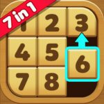 Number Puzzle 3.0 MOD (Unlimited game)