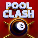 Pool Clash: new 8 ball game 1.3.4 MOD (Unlimited  Gems)