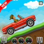 Racing the Hill 1.0.4 MOD (Unlimited coins)