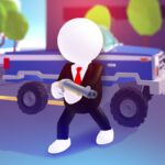 Rage Road – Car Shooting Game  MOD (Unlimited Money)