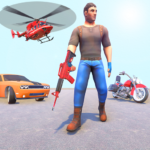 Real Gangster Real Crime 1.0.7 MOD (Unlimited X)