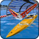 Riptide Speed Boats Racing   1.3 MOD (Unlimited Money)