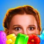 The Wizard of Oz Magic Match 3 Puzzles & Games 1.0.5086 MOD (Unlimited Gold)