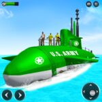 US Army Submarine Driving Military Transport Game 3.6 MOD