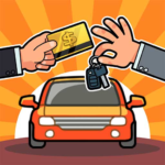 Used Car Tycoon Game 7.3 MOD (Unlimited Premium)
