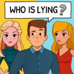 Who is? Brain Teaser & Tricky Riddles 1.3.9 MOD (Remove Ads)