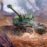 World of Tanks Blitz PVP MMO 3D tank game for free 8.4.0 MOD (Unlimited Gold)