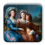 19th Century Paintings Switch Puzzle  MOD (Unlimited Money)1.220