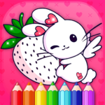 Animated Kids Coloring Book  MOD 5.0