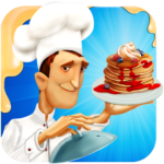 Breakfast Cooking Mania  1.66 MOD (Unlimited gems)