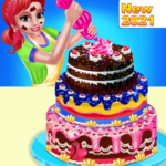 Cake Maker And Decorate MOD (Unlimited Pack) 1.0.7