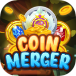 Coin Merger: Clicker Game  MOD (Unlimited Money)1.1.3