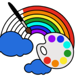 Coloring Games for Kids 4.5.3 MOD (Full version)