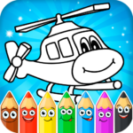 Coloring pages for children MOD (Unlimited Money) 1.2.2