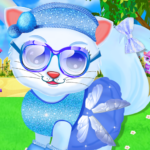 Cute Kitty Daycare Activity 6.0 MOD (Unlimited coins)