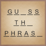 English Guess The Phrase  MOD 1.53