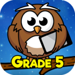 Fifth Grade Learning Games  MOD (Unlock All Games) 6.0