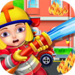 Firefighters Fire Rescue Kids – Fun Games for Kids  MOD (Unlimited Money)1.0.14
