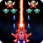 Galaxy Attack Invaders   MOD (Unlimited Crystals)12.6