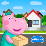 Hippo in Seahouse MOD (Unlimited Money) 1.0.7